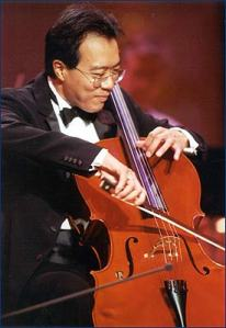 Yoyo Ma Focusing