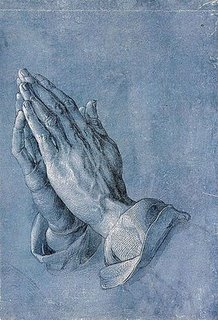 Prayer by Albrecht Durer